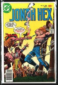 Jonah Hex #8 (1978)