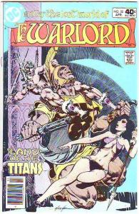 Warlord, The #32 (Apr-80) NM/NM- High-Grade Warlord