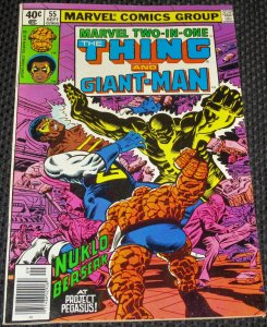 Marvel Two-in-One #55 (1979)