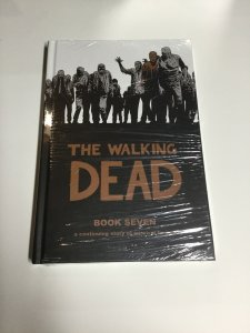 The Walking Dead Book 7 Nm Near Mint HC Hardcover Oversized Image Comics Sealed