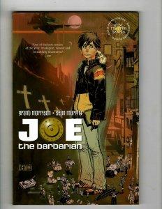 Joe the Barbarian DC Comic Book TPB Graphic Novel Grant Morrison Murphy HR7