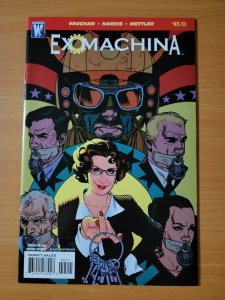 Ex Machina #45 ~ NEAR MINT NM ~ 2009 WildStorm Comics