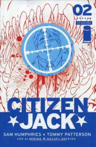 Citizen Jack #2A VF/NM; Image | save on shipping - details inside
