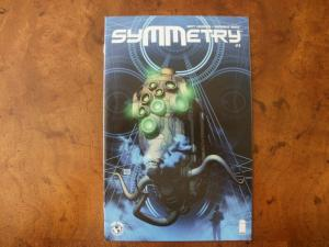 TOP COW IMAGE Comic Book (2015) SYMMETRY #1