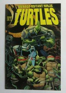 Teenage Mutant Ninja Turtles #10 FN/VF Image 1997 1st Print TMNT Savage Dragon