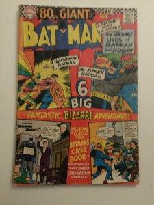 Batman 182 Gd Good 2.0 Tape On Spine Dc