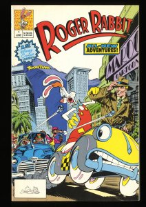 Roger Rabbit #1 (1990)