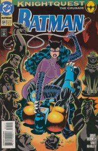 Batman #504 VF/NM; DC | save on shipping - details inside