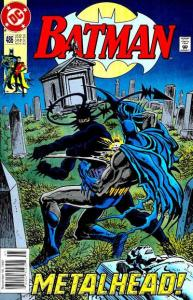 Batman (1940 series) #486, NM- (Stock photo)