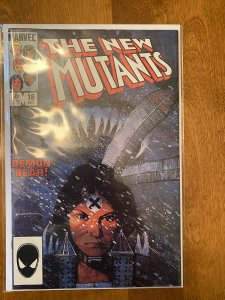 The New Mutants #18 (1984)