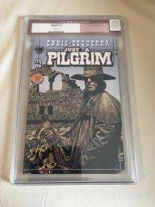 Just A Pilgrim #1 CGC 9.8 Dynamic Forces Variant Garth Ennis