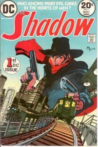 SHADOW (1973) 1 F- (KALUTA ) Nov. 1973 COMICS BOOK