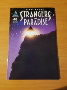 Strangers in Paradise #48 ~ NEAR MINT NM ~ 2002 Abstract Comics