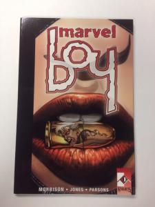 Marvel Boy Vol 1 Near Mint Tpb Grant Morrison Marvel Knights