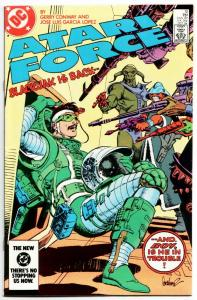 Atari Force #10 (DC, 1984) VF