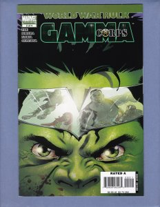 World War Hulk Gamma Corps #2 VF/NM Marvel 2007