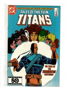 12 DC Comics Tales of the Teen Titans 54 55 56 57 59 61 67 69 Justice + HG2