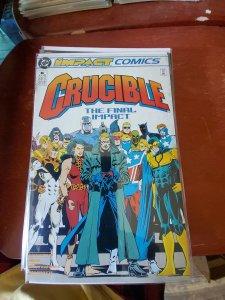 Crucible #6 (1993)