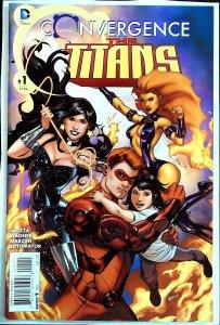 Convergence Titans #1 (2015)