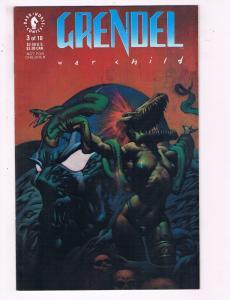 Grendel War Child #3 VF Dark Horse Comics Comic Book DE19