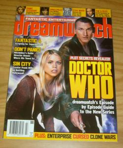 Dreamwatch #127 VF/NM; Dreamwatch | save on shipping - details inside