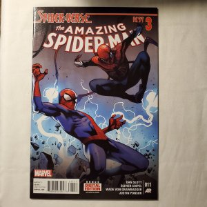 Amazing Spider-Man 11 Near Mint Cover by Olivier Coipel