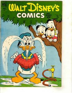10 Walt Disney's Comics & Stories # 9 10 3 5 6 8 10 11 12 1  JL37