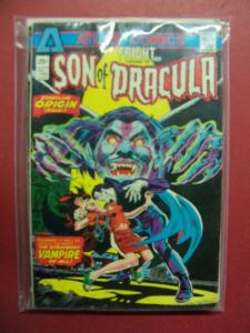 FRIGHT NIGHT-SON OF DRACULA #1  (VF/NM 9.0 OR BETTER) ATLAS