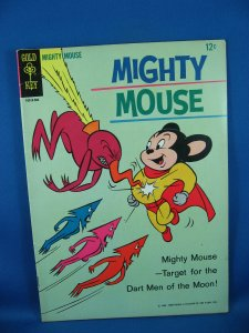 MIGHTY MOUSE 163 Fine+ 1965