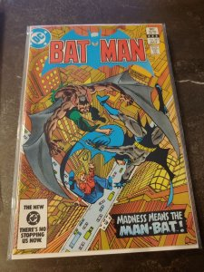 BATMAN #361 MAN-BAT
