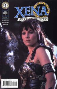 Xena: Warrior Princess (Dark Horse) #9SC FN; Dark Horse | save on shipping - det