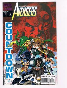 Avengers # 365 Marvel Comic Books Modern Age Awesome Issue WOW!!!!!!!!!!!!!! S44
