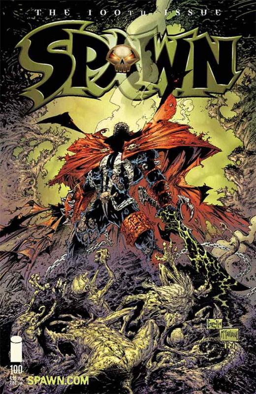 Spawn #100F VF/NM; Image | save on shipping - details inside