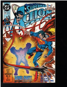 Action Comics #661 (DC, 1991)