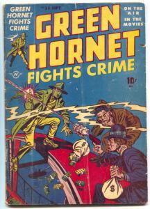 Green Hornet #35 1947- Bob Powell- Calamity Jane VG-