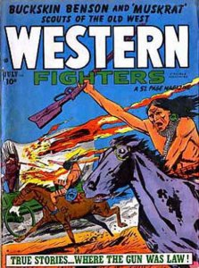 Western Fighters #32 GD; Hillman   low grade comic - save on shipping - details