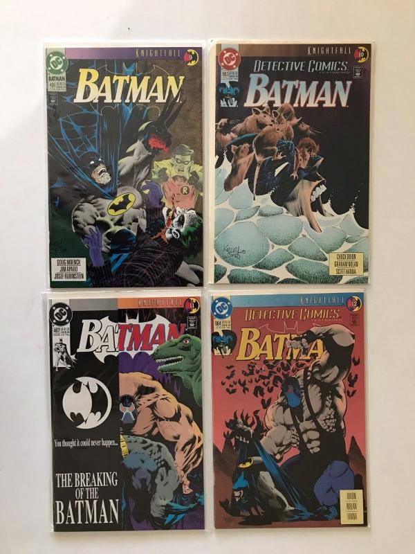 DC COMICS ROBIN #142 NEAR MINT 1993 SERIES
