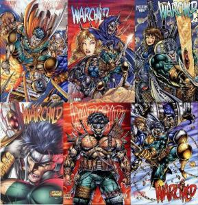 WARCHILD (1995 IM) 1,1A,2,2A,3B,4  COMPLETE++