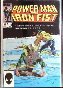 Power Man and Iron Fist #116 (1985)