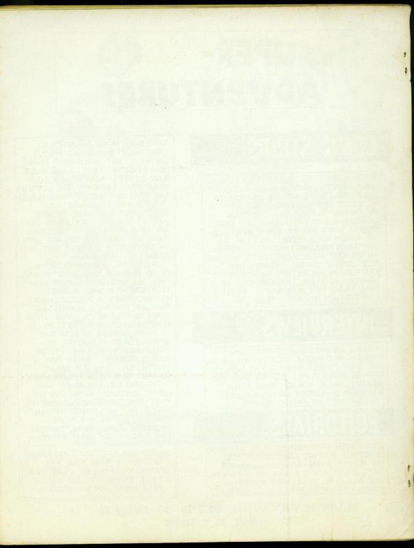 Stories of Suspense #3 1966- Marv Wolfman Horror Fanzine- Rare FN
