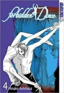 Forbidden Dance Vol. 4 - Tokyopop - 2004
