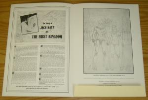 First Kingdom Portfolio by Jack Katz - signed & numbered 1981