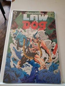 Lawdog #5 (1993)