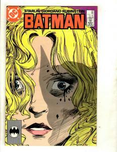 Lot Of 3 Batman DC Comic Books # 421 422 404 Robin Joker Catwoman Riddler SM8