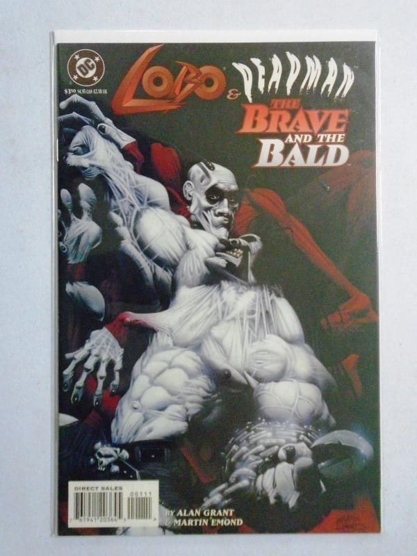 Lobo Deadman The Brave and the Bald #1, 8.0/VF (1995)