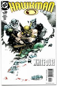 Hawkman #10 (DC, 2003) VF/NM
