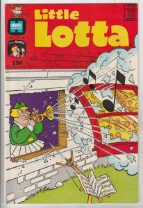 Little Lotta #94 (Dec-90) NM+ Super-High-Grade Little Lotta