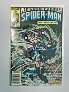 Peter Parker The Spectacular Spider-Man #132 Kraven 6.0 FN (1987)