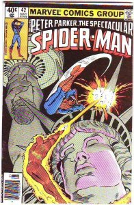 Spider-Man, Peter Parker Spectacular #42 (May-81) NM- High-Grade Spider-Man
