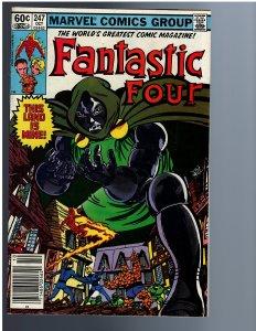 Fantastic Four #247 (1982)
